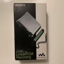 Sony Mz-Rh1 Hi-Md Walkman Digital Music Player Minidisc/Mp3