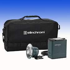 Elinchrom ELB 500 TTL To Go Kit Flash Portable 10309.1