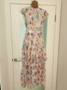 Forever New maxi Dress Size 10