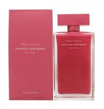 NARCISO RODRIGUEZ FOR HER FLEUR MUSC EAU DE PARFUM 100ML SPRAY - WOMEN'S. NEW
