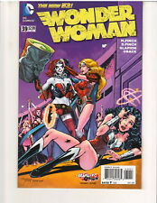 WONDER WOMAN #39 HARLEY QUINN VARIANT, NEW 52, NM+, DC Comics (Apr. 2015)