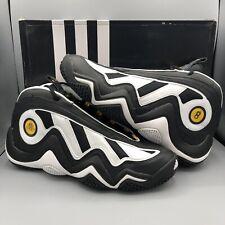 093f19200504 Adidas Crazy 97 Black Kobe Size 12 Basketball Q33087 System 8