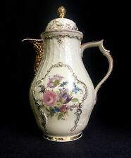 Rosenthal Sanssouci Diplomat Coffee Pot With Gold Accent