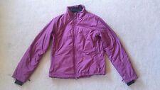 Womens Pink Purple Columbia Interchange Jacket Coat Size Medium