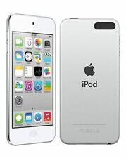 Apple iPod touch 6th Generation Silver (32 GB) MP3/MP4 Newest Model Refurbished
