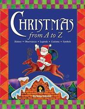 Christmas from A to Z by Tanya Gulevich (2011, Paperback, Revised, Abridged)NEW