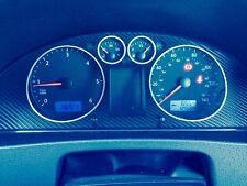 VW T5 Transporter, Carbon Fibre look dial kit ,T5 Camper, T5 van