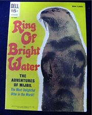 MOVIE CLASSIC RING OF BRIGHT WATER DELL VF/NM