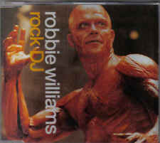 Robbie Williams- Rock DJ cd maxi single