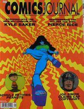 THE COMICS JOURNAL n.219 Jan.2000