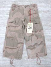 NEW Da-Nang Women/'s Pants Beaded CLOCA BEIGE// CLOCA RSR1615684 Size SMALL