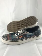 Vans Authentic Skate Shoes Men's Size 10.5 Multicolor