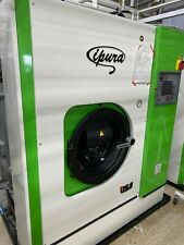 Columbia Ipura Hydrocarbon Drycleaning Machines + Unipress Double Buck Unit