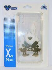 Disney Magic Kingdom Castle Mickey Minnie Heart Apple Iphone 10 XS Max Case NEW