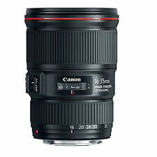 Canon EF 16-35mm f/4L IS USM w/FREE Hoya NXT UV Filter *NEW*