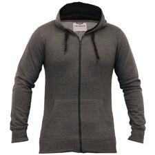 Sudaderas de hombre de manga larga de color principal gris talla L