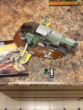 Star Wars Lego 6209 Slave 1 W/ Figures Instructions