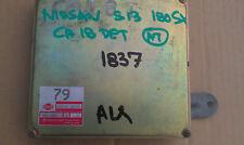 JDM NISSAN S13 180SX CA18DET A/T ECU 23710 36F15   #1857-AD