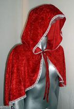 Jackets, Coats & Cloaks Christmas Velvet Fancy Dresses
