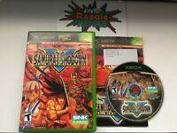 Samurai Shodown V Microsoft Xbox - Complete
