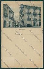 Foggia San Severo cartolina QQ4894