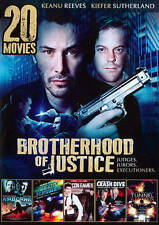 20 movies brotherhood of justice over 60 hours of movies sealed new