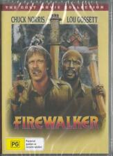 FIREWALKER - CHUCK NORRIS - NEW & SEALED DVD - FREE LOCAL POST