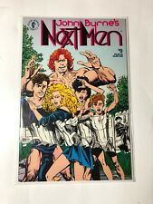 John Byrne's Next Men #0 Dark Horse Comics February 1992