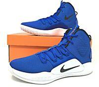 Nike Hyperdunk X TB Mens/Womens Basketball Shoes Royal Blue/White AR0467 400