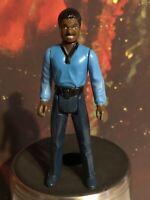 Vintage Kenner Star Wars Action Figure 1977 Lando Calrissian with Teeth