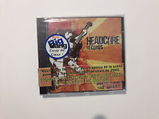 Headcore Records - Music from the heart - cd album musique punk rock
