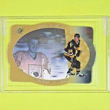 "MARIO LEMIEUX  96-97  "" SPx GOLD HOLOGRAM  ""  #37     Pittsburgh Penguins"