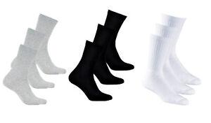 Socks Lab Men Sports Running Training Ribbed Cuffs Socks 3 Packs