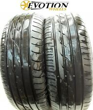 2055516 YOKOHAMA 205 55 16 91W C DRIVE2 MO Used Part Worn 7.1mm x 2 Tyres