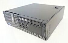 Dell OptiPlex 9020 SFF  PC Core i5-4570 @ 3.20GHz 4GB RAM 500GB HDD Win 7 Pro