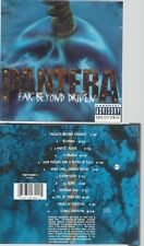 CD--PANTERA -- -- FAR BEYOND DRIVEN