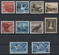 CB145004/ LIECHTENSTEIN – YEARS 1946 - 1950 MINT MNH SEMI MODERN LOT – CV 145 $