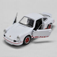 1973 Porsche 911 Carrera RS 1:36 Model Car Metal Diecast Toy Vehicle Kids Gift