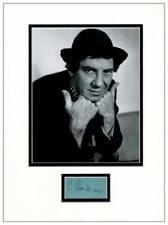 Chico Marx Autograph Signed AFTAL  UACC Registered Dealer