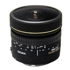Sigma 8mm F3.5 EX DG Circular Fisheye AF Lens for Sigma 485940, London