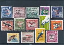 [56104] Nauru 1968 good set MNH Very Fine stamps