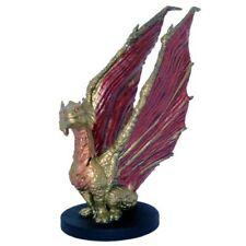 D&D Miniatures MONSTER MENAGERIE II - #023 Brass Dragon Wyrmling *UC*