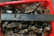 2.2LB Raw Natural Phantom Ghost Quartz Crystal Rough Stones Wholesales Price