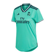 Adidas Real Madrid Camiseta Ucl 2019/2020 Mujer Verde