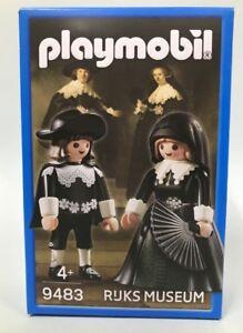 Playmobil Marten en Oopjen Rembrandt Rijks Museum 9483 Neu & OVP  Sonderfigur