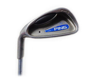 LH Ping G2 Single 6 Iron Black Dot Steel True Temper CS Lite Regular Flex