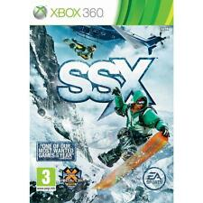 Pal version Microsoft Xbox 360 SSX (2012)