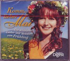 Komm lieber Mai - Lieder zum Frühling - Reader`s Digest -3 CD Box  OVP