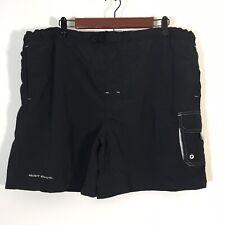 Body Glove Men Swim Trunks Size Large Black Shorts Drawstring