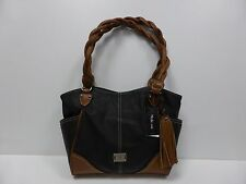 NWT Style & Co Nice Casual Shopper Black